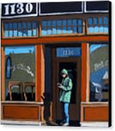 1130 High St. Canvas Print by Linda Apple