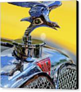 1932 Alvis Hood Ornament Canvas Print by Jill Reger