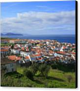 Maia - Azores Islands Canvas Print by Gaspar Avila