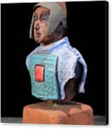Roman Legionaire - Warrior - Ancient Rome - Roemer - Romeinen - Antichi Romani - Romains - Romarere Canvas Print by Urft Valley Art