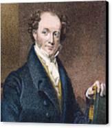 Martin Van Buren (1782-1862) Canvas Print by Granger