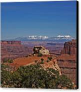 Canyonlands National Park Canvas Print by Mark Smith