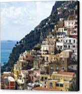 Amalfi Coast Canvas Print by Andre Goncalves
