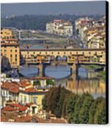 Florence Canvas Print by Joana Kruse