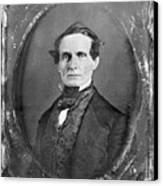 Jefferson Davis Canvas Print by Granger