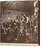 Emancipation Proclamation Canvas Print by Granger
