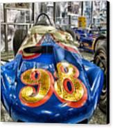 98 Canvas Print by Lauri Novak