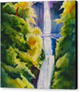 A Favorite Place Canvas Print by Karen Stark
