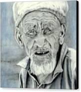 A Life Time Canvas Print by Enzie Shahmiri