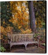 A Place To Rest Canvas Print by Jessica Jenney