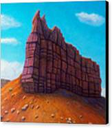 Abiquiu Canvas Print by Brian  Commerford