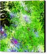 Abstract 5-26-09 Canvas Print by David Lane