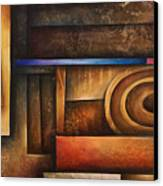 Abstract Design 30 Canvas Print by Michael Lang