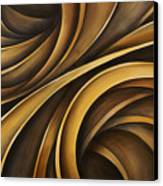 Abstract Design 34 Canvas Print by Michael Lang