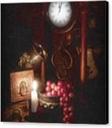 After Midnight Canvas Print by Tom Mc Nemar