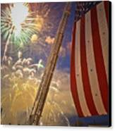 America The Beautiful Canvas Print by Jim DeLillo
