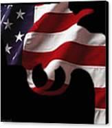 American Gun Canvas Print by Gerard Yates