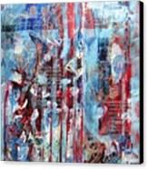 American Tribute Canvas Print by David Raderstorf