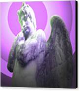 Angel Of Youth No. 02 Canvas Print by Ramon Labusch