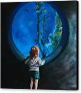 Another World Canvas Print by Bob Northway