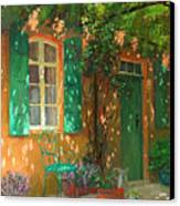 Arbour Canvas Print by William Ireland