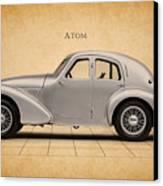 Aston Martin Atom Canvas Print by Mark Rogan