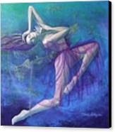 Back In Time Canvas Print by Dorina  Costras