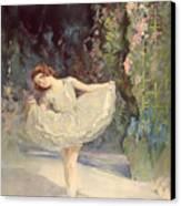Ballet Canvas Print by Septimus Edwin Scott