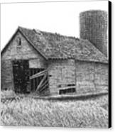 Barn 19 Canvas Print by Joel Lueck