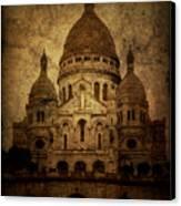 Basilica Canvas Print by Andrew Paranavitana