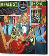 Beale Street Canvas Print by John Keaton