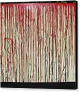 Betrayal Canvas Print by Jacqueline Athmann