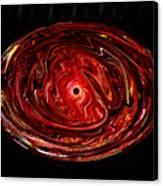 Black Hole Canvas Print by David Lee Thompson