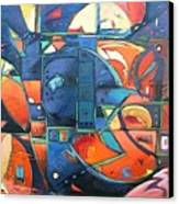 Blackbird Canvas Print by Gary Coleman