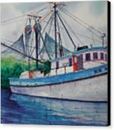 Blue Angel Canvas Print by Chuck Creasy