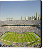 Boa Stadium Skyline Canvas Print by Clear Sky Images