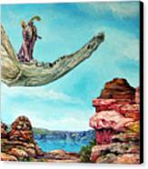 Bogomils Journey Canvas Print by Otto Rapp