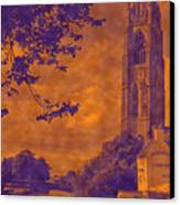 Boston Stump - Old Style Canvas Print by Dave Parrott