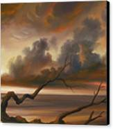 Botany Bay Canvas Print by James Christopher Hill