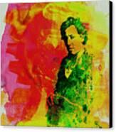 Bruce Springsteen Canvas Print by Naxart Studio