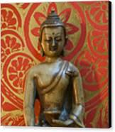 Buddha 2 Canvas Print by Edward Myers