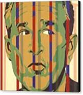 Bush Canvas Print by Dennis McCann