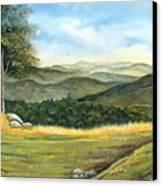 California Spring Canvas Print by Vidyut Singhal