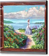 Cape Cod Beauty Canvas Print by David Lloyd Glover
