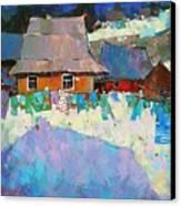 Carpathian Assorted Canvas Print by Anastasija Kraineva