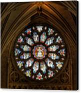 Cathedral Window Canvas Print by Adrian Evans