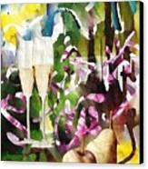 Celebration Canvas Print by Sarah Loft