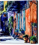Charleston Dreaming Canvas Print by Trish McKinney