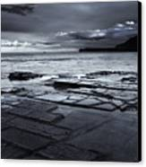 Checkerboard Squares Canvas Print by Mike  Dawson