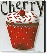 Cherry Celebration Canvas Print by Catherine Holman